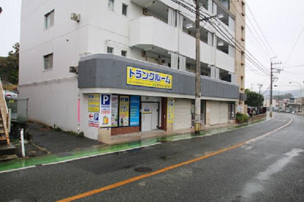 福岡柳河内店 左側外観