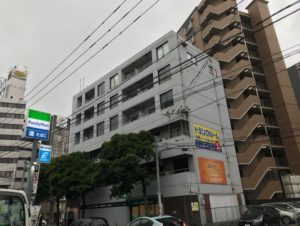 トランクルーム福岡清川店