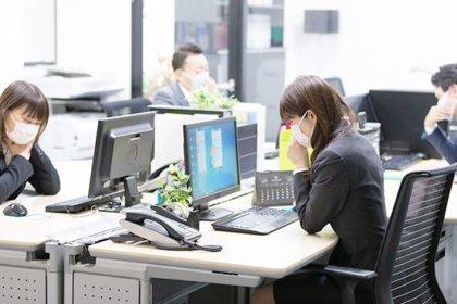 オフィスの感染予防