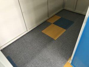 23号室 収納スペース内部写真